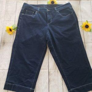 Jag Jeans Women Cropped  Size 20W